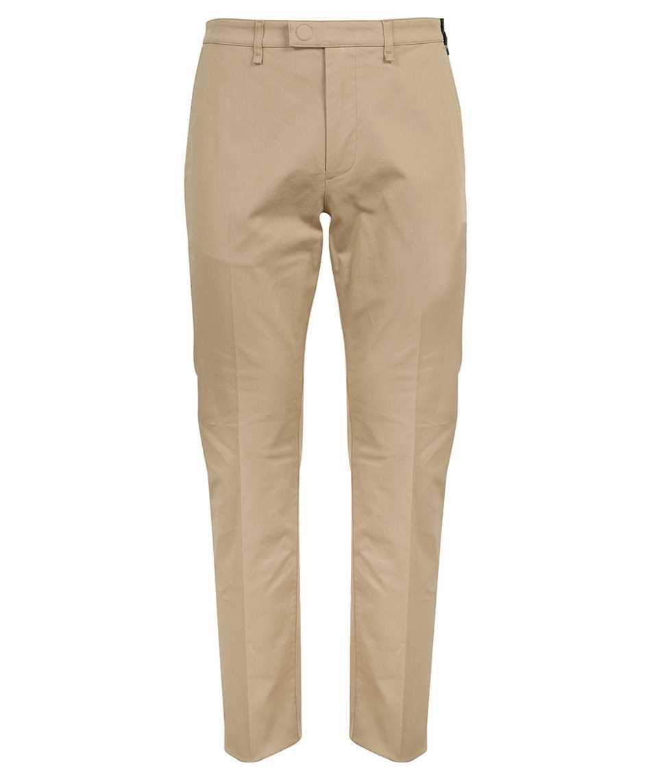 Fendi FB0683 AFE5 COTTON Pantalone 1