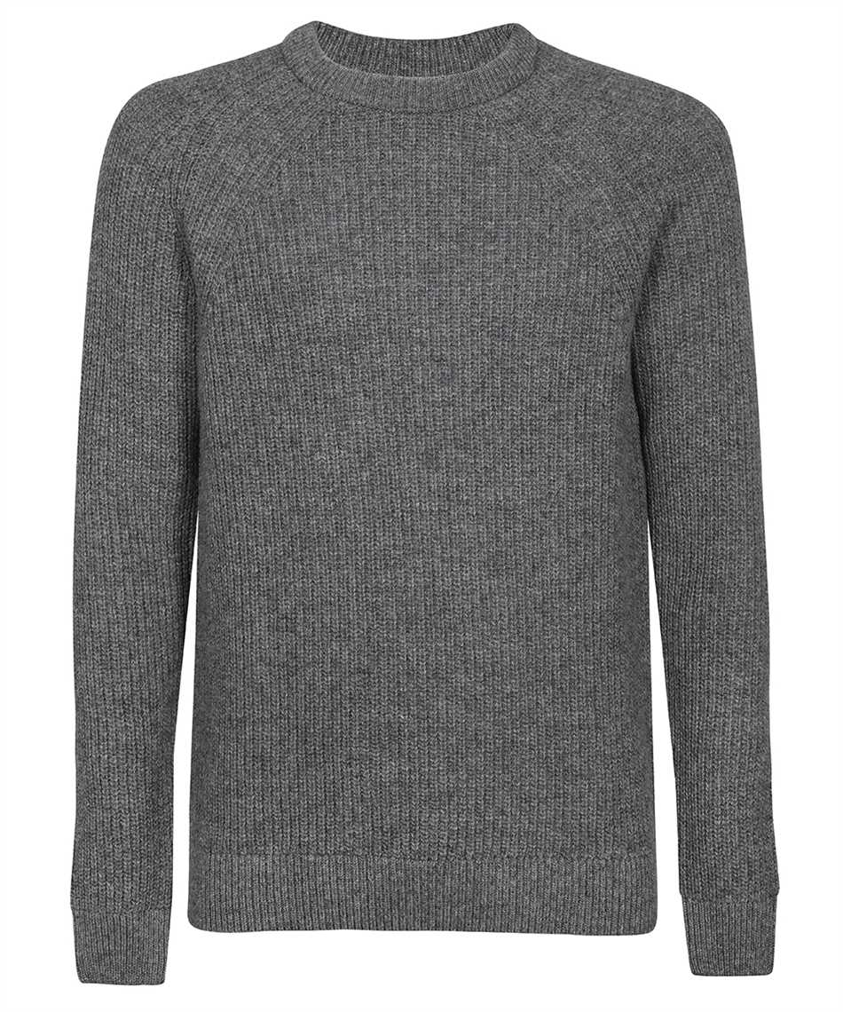 Barbour MKN1348GY52 SHORE KNITTED CREW Strick 1