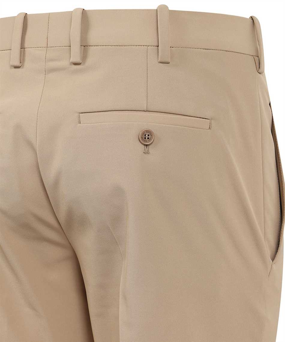 Neil Barrett PBPA488 Q012 TRAVEL SLIM REGULAR RISE Trousers 3