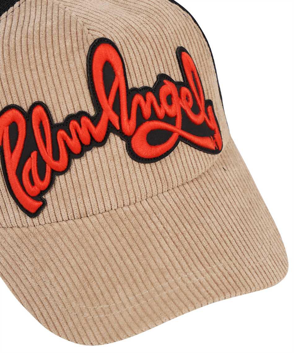 Palm Angels PMLB045F21FAB001 SEASONAL LOGO CORD Kappe 3