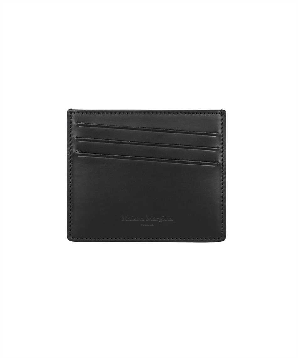 Maison Margiela S35UI0432 PS935 LEATHER Card holder 1