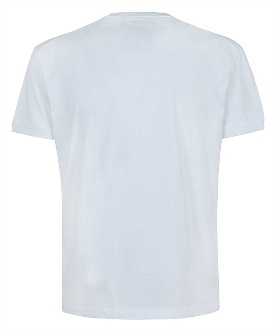 Dsquared2 S71GD1048 S22507 RETRO 64 T-Shirt 2