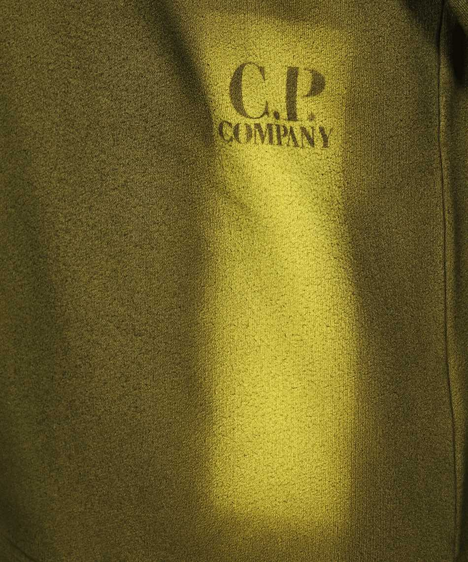 C.P. Company 08CMSS328A00 5296S HAND SPRAYED Hoodie 3