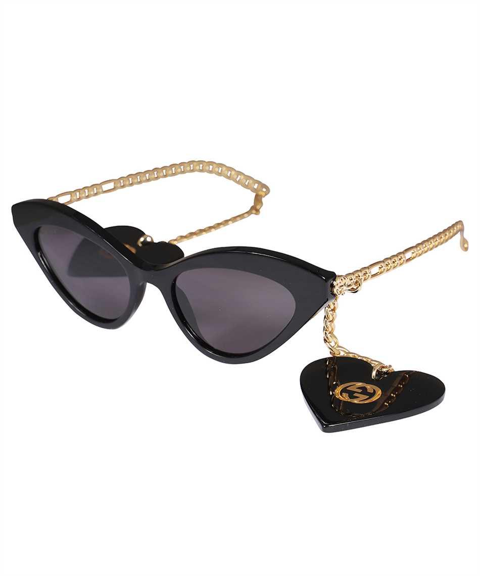 Gucci 663770 J0740 LOGO Occhiali da sole 2