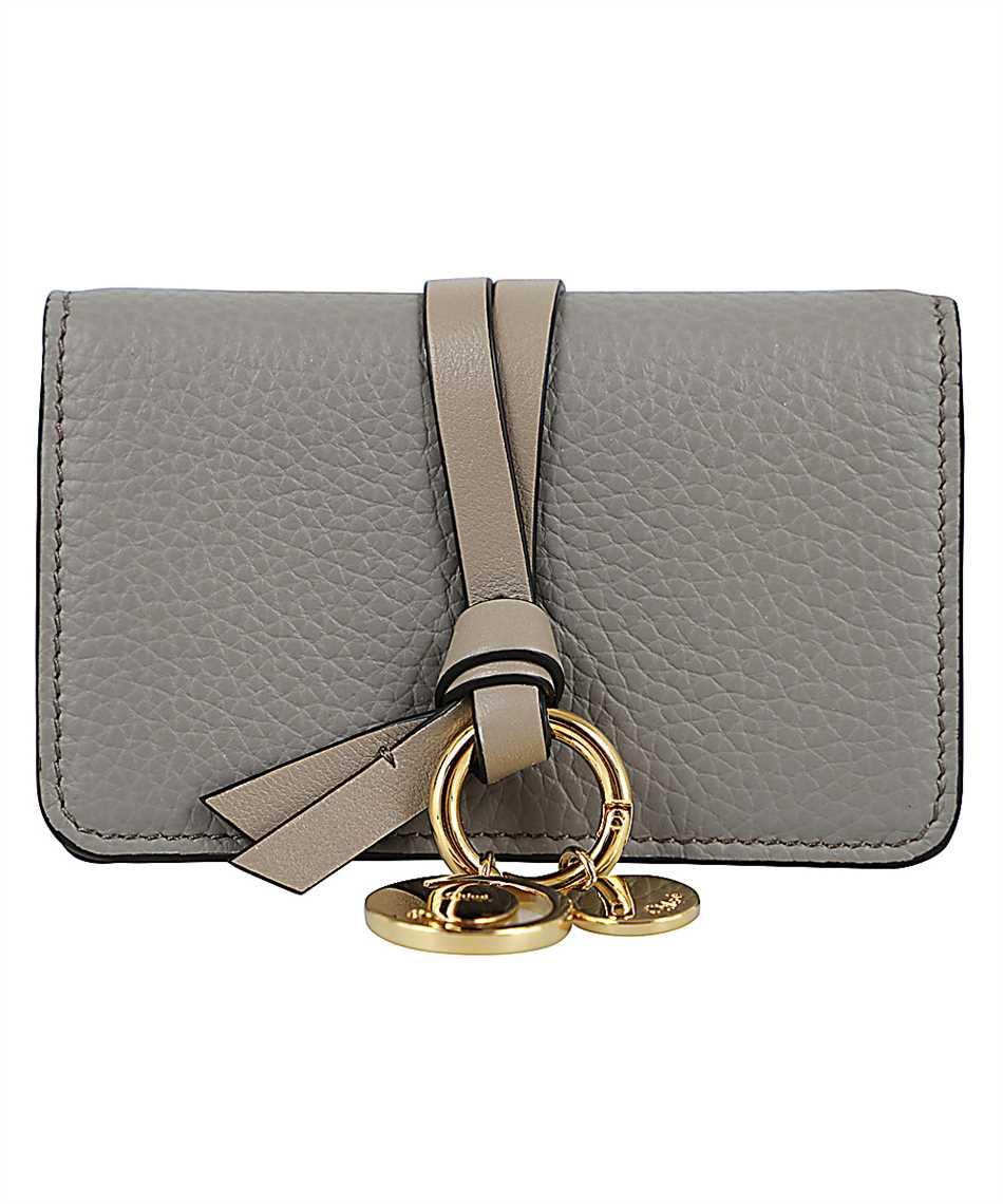 Chloé CHC19AP015H9Q Porta carte di credito 1