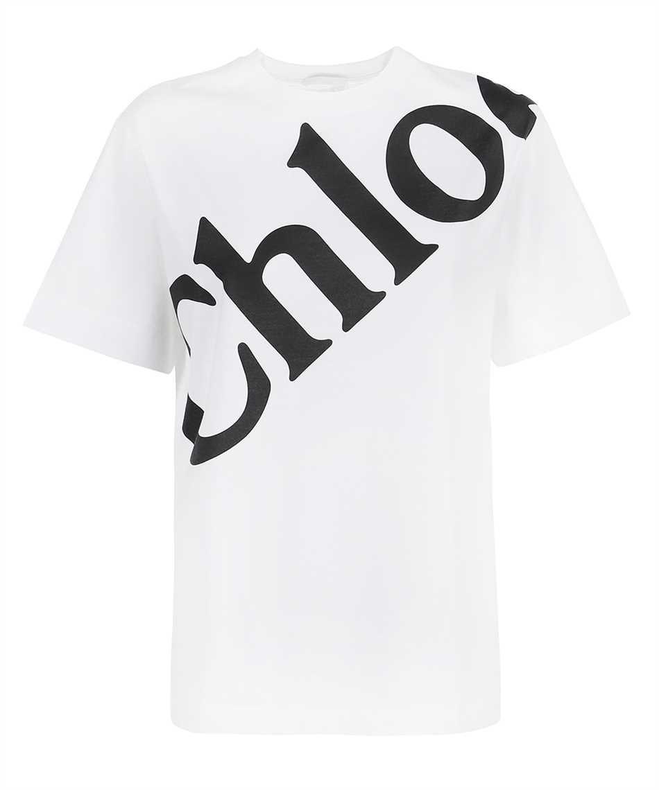 Chloé CHC21AJH13184 PRINTED T-shirt 1