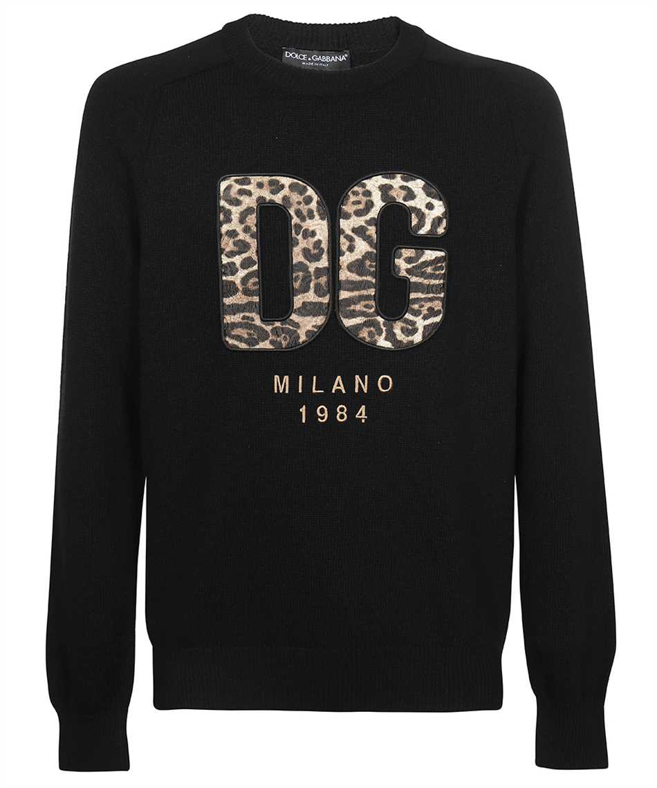 Dolce & Gabbana GXG33Z JAW8Y PATCH AND EMBROIDERY Knit 1