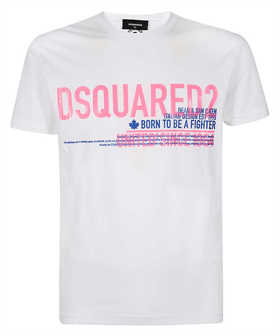 Dsquared2 S71GD0949 S22427 T-shirt 1