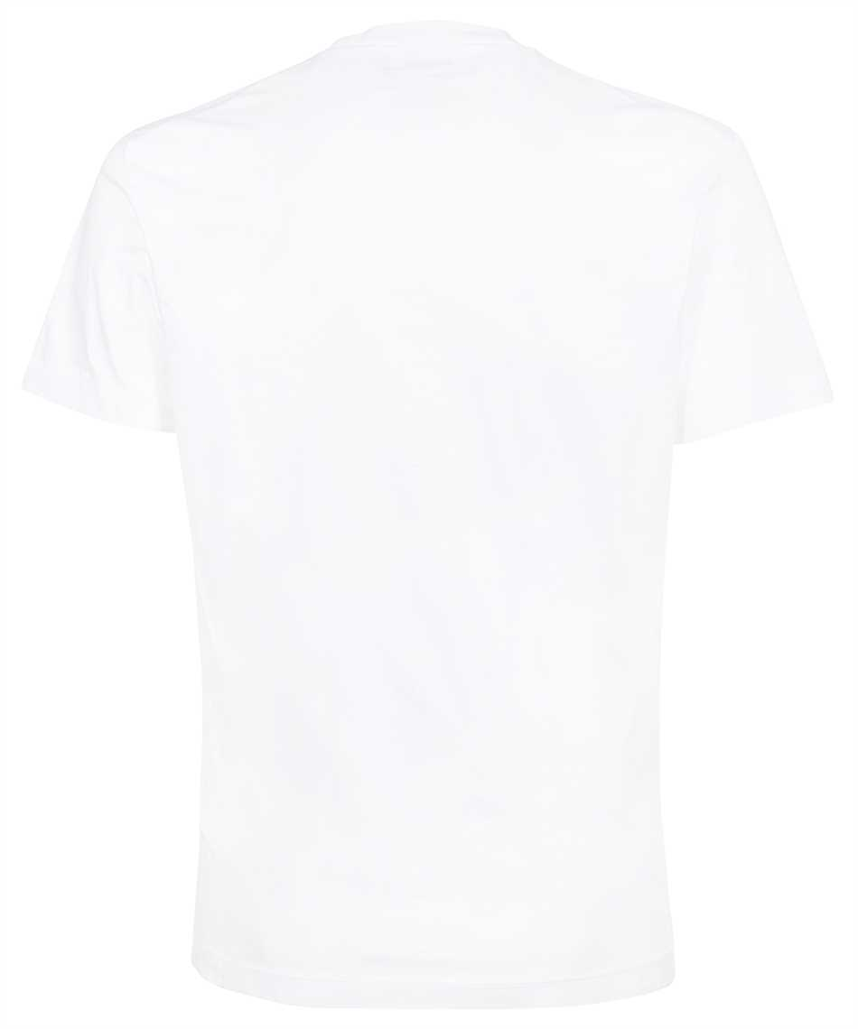 Dsquared2 S71GD1062 S23009 D2 TAG COOL T-shirt 2