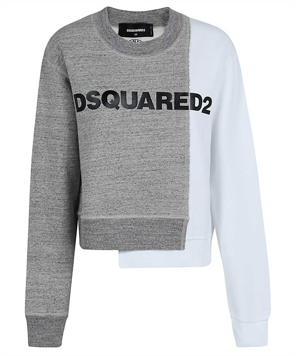 Dsquared2 S75GU0356 STJ315 BI-CHROME Sweatshirt 1