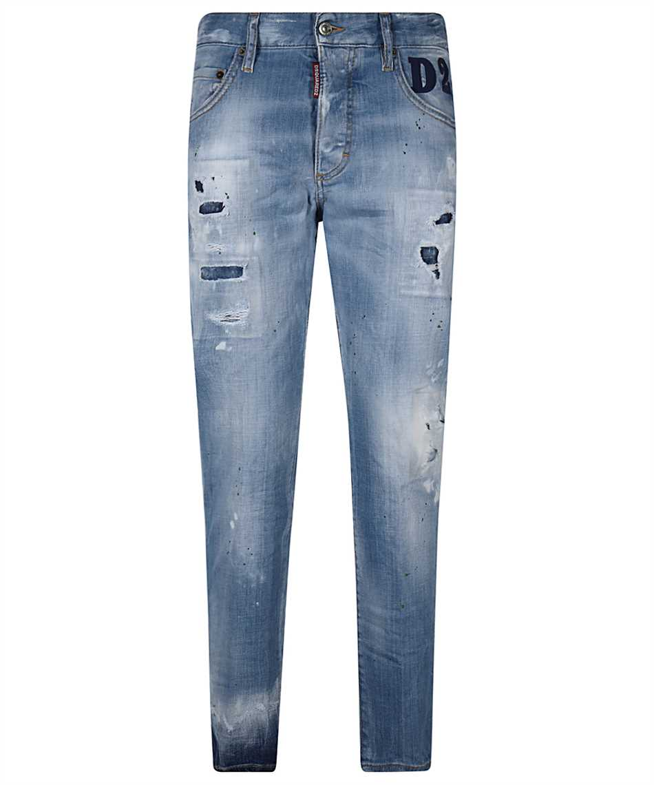 Dsquared2 S75LB0448 S30342 SKINNY DAN Jeans 1