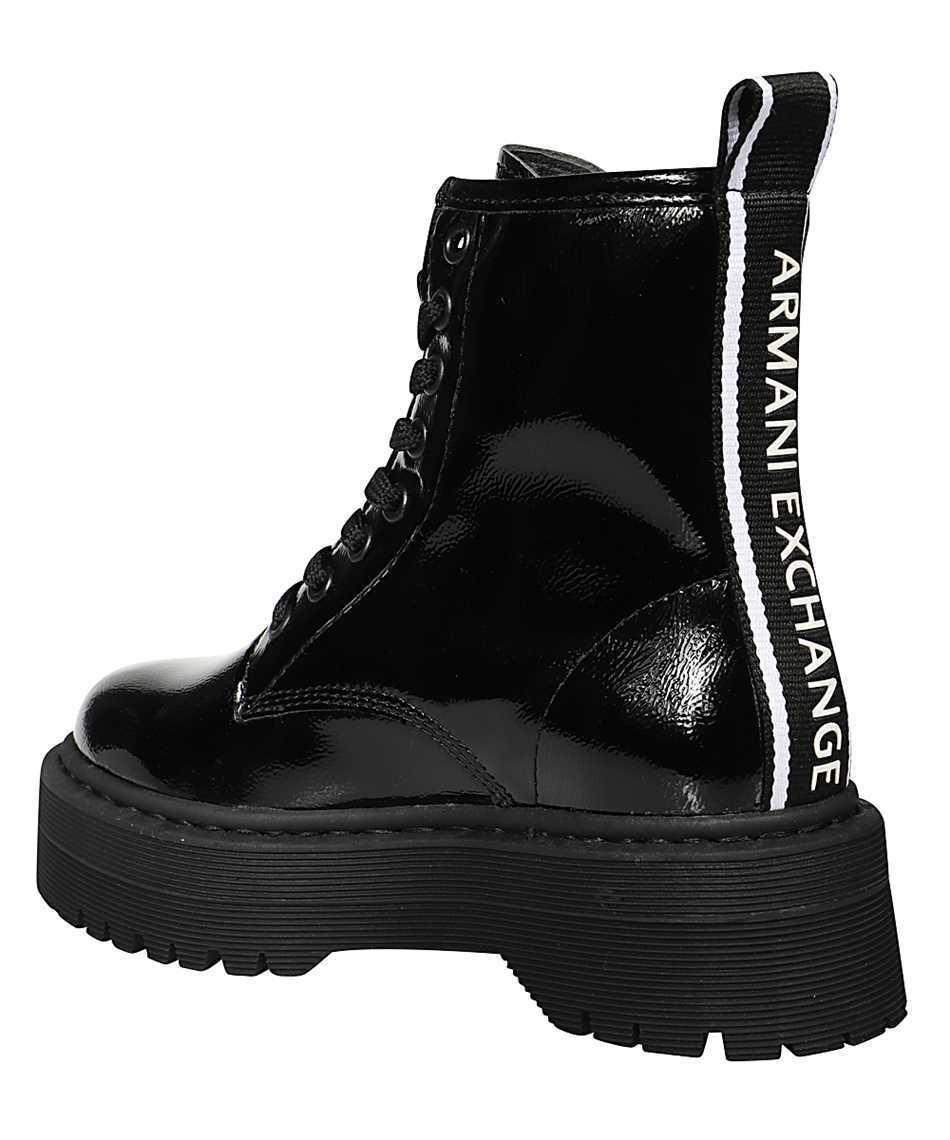 Armani Exchange XDN018 XV349 LOGO Stiefel 3