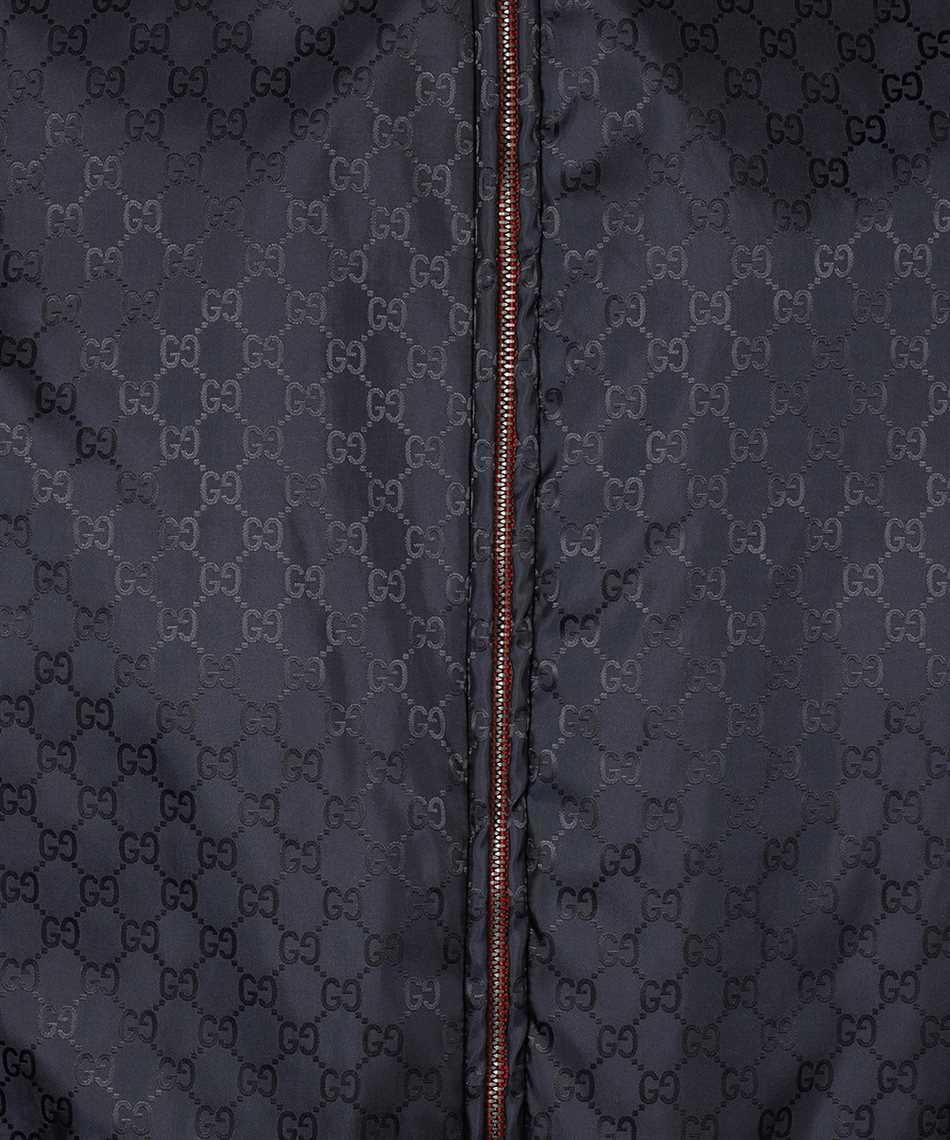 Gucci 521764 Z789C REVERSIBLE GG NYLON BOMBER Jacket 3
