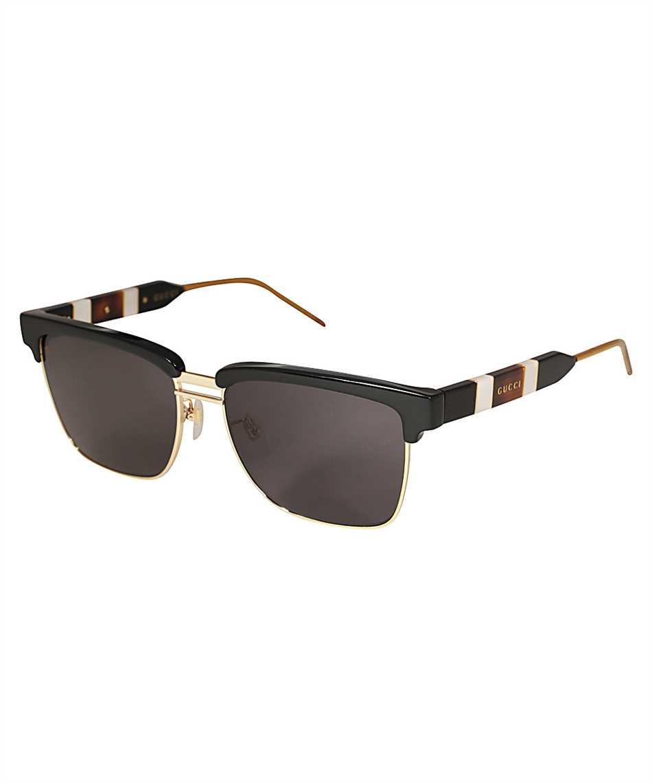 Gucci 596071 J0770 SQUARE Sunglasses 2