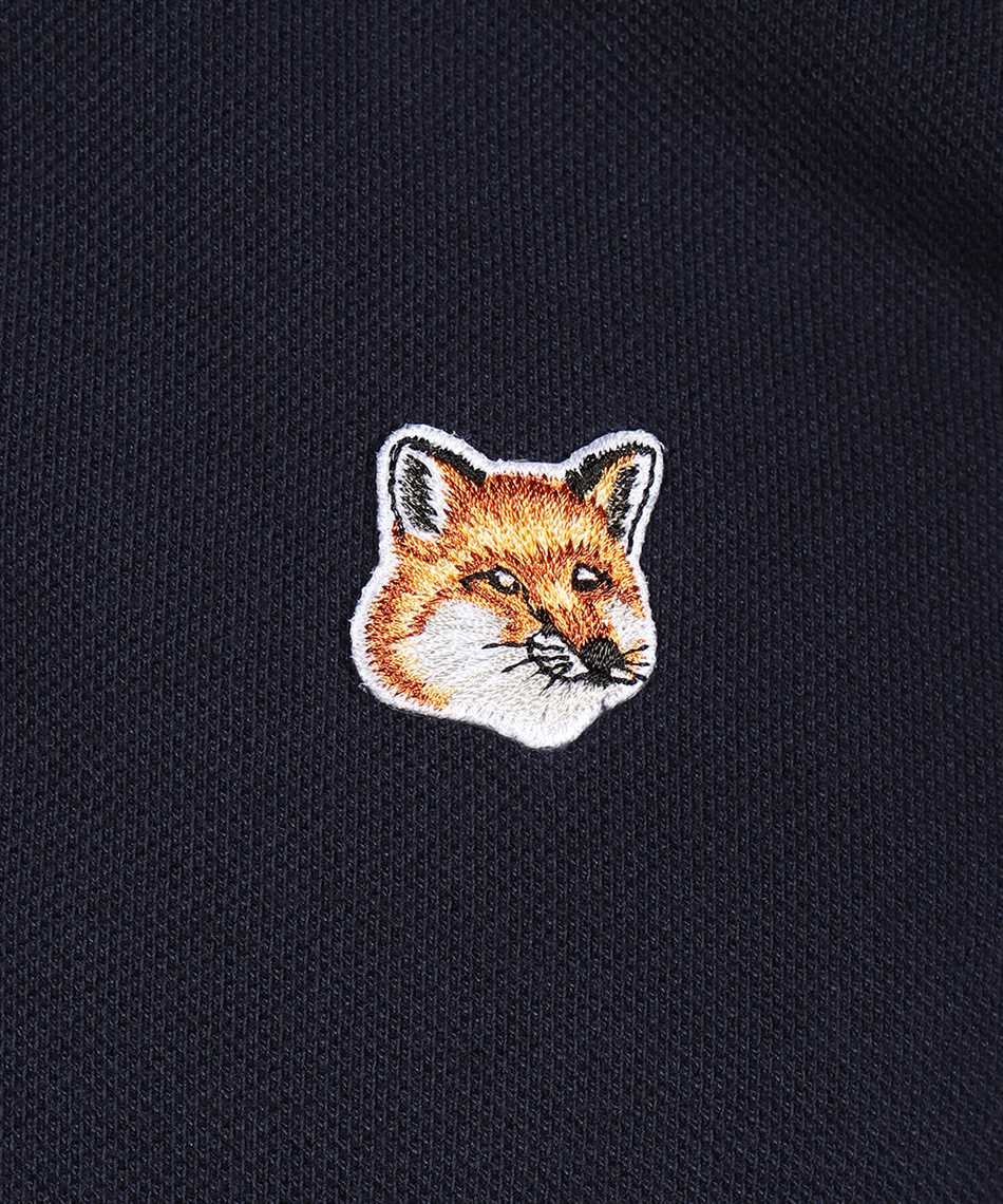 Maison Kitsune FU00203KJ7007 FOX HEAD PATCH CLASSIC Polo 3