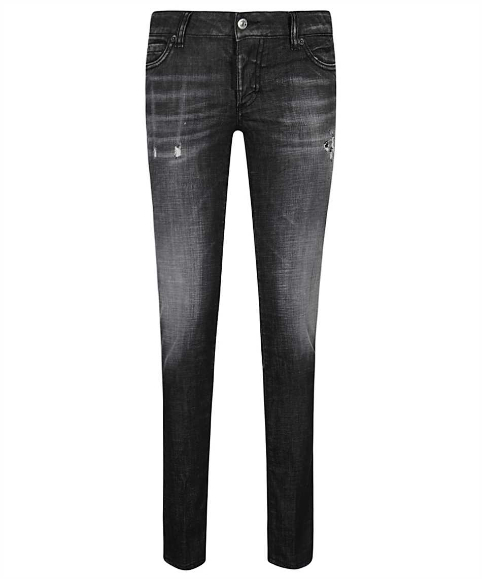 Dsquared2 S75LB0432 S30357 BLACK 2 WASH JENNIFER Jeans 1