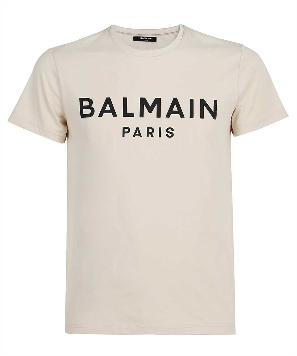 Balmain WH1EF000B114 PRINTED LOGO T-shirt 1