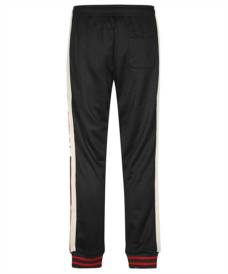 Gucci 474635 X5T39 TECHNICAL Trousers 2