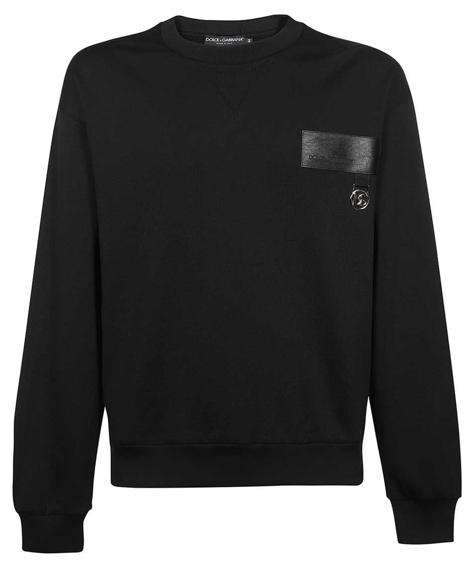 Dolce & Gabbana G9UF3Z G7A2D DG PATCH Kapuzen-Sweatshirt 1