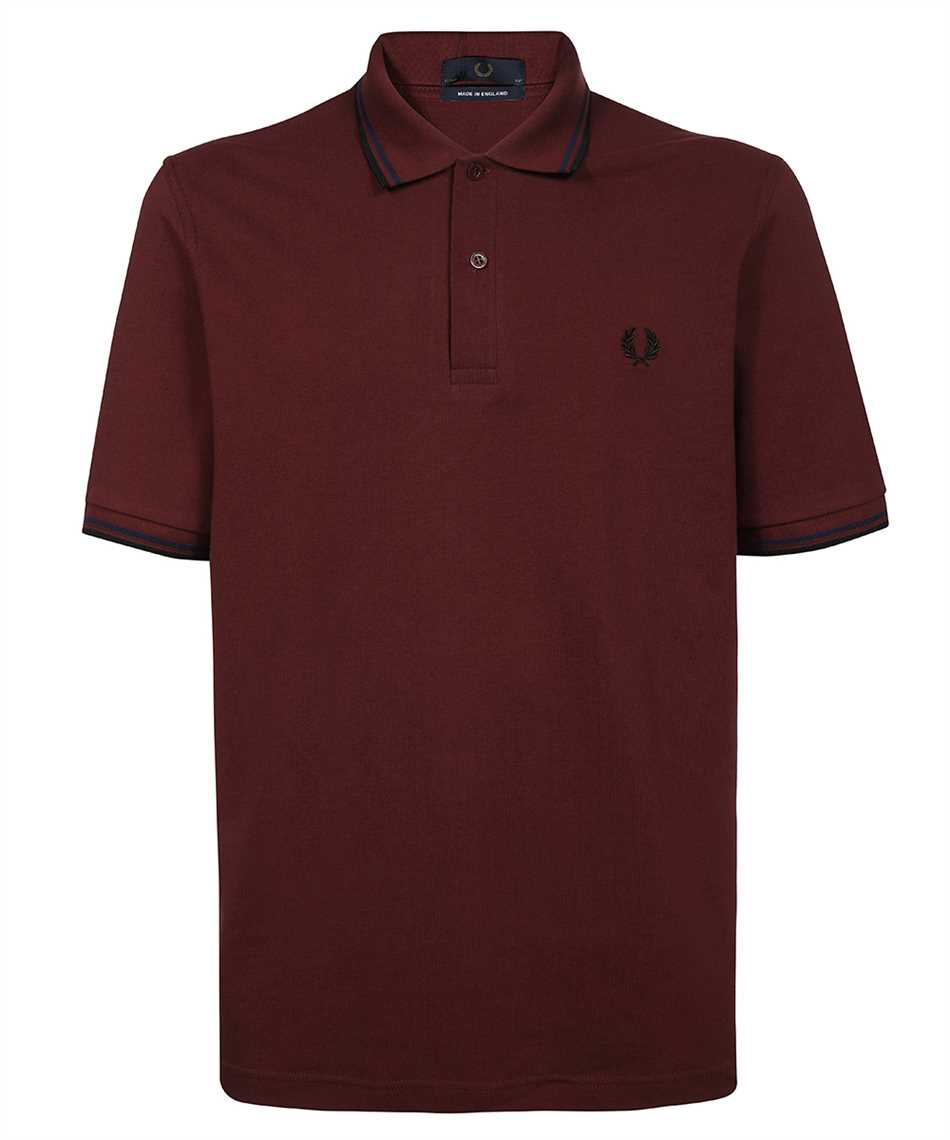Fred Perry M12 TWIN TIPPED FRED PERRY Polo 1
