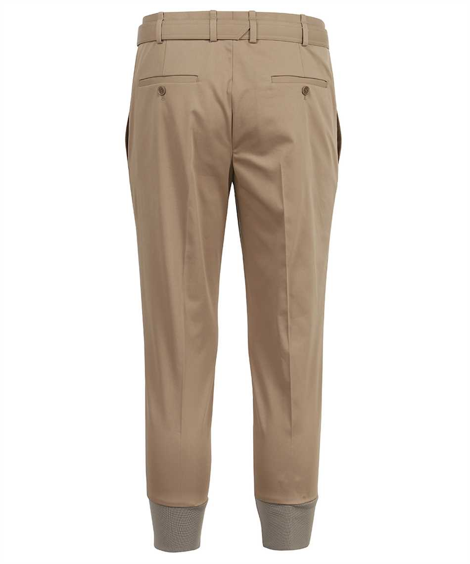 Neil Barrett PBPA78SXH Q000 TRAVEL SLIM LOW RISE Hose 2