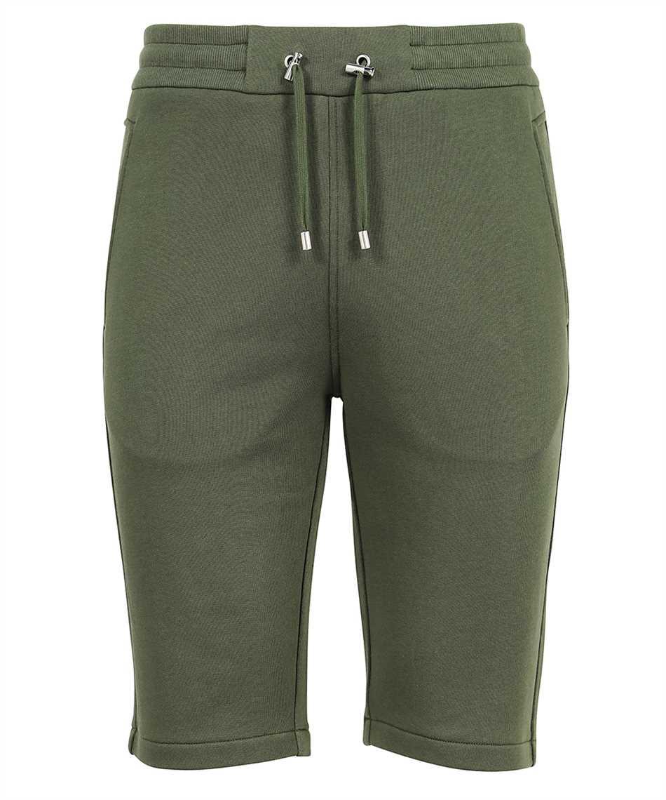 Balmain WH0OA003B152 B PRINT Shorts 1