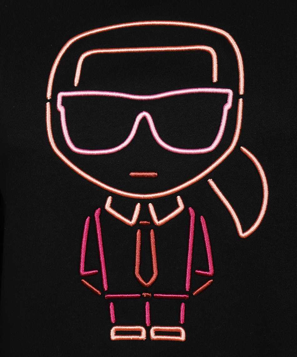 Karl Lagerfeld 215W1811 IKONIK KARL OUTLINE Felpa 3