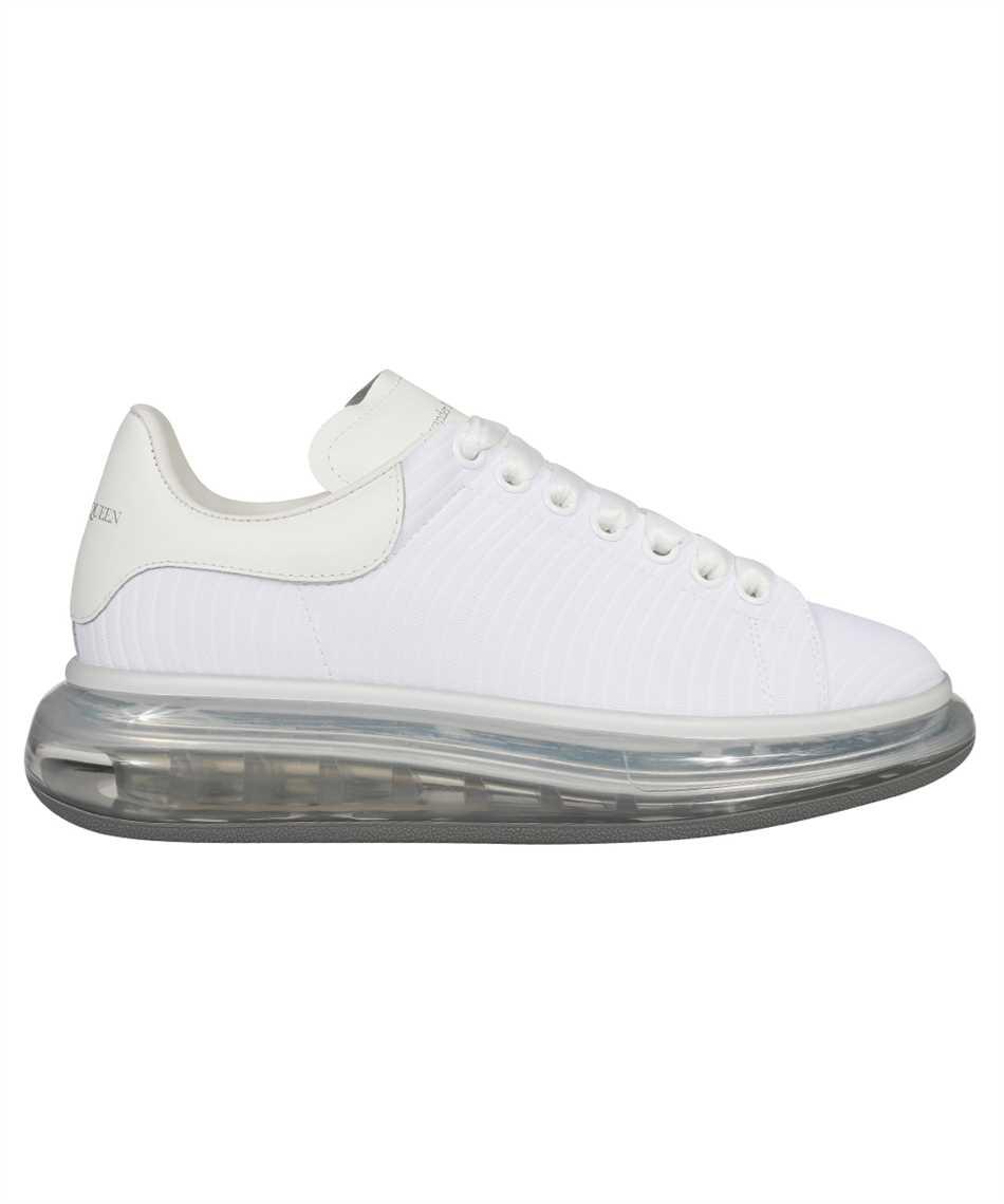 Alexander McQueen 634610 W4LA1 NAVY NEOPRENE Sneakers 1