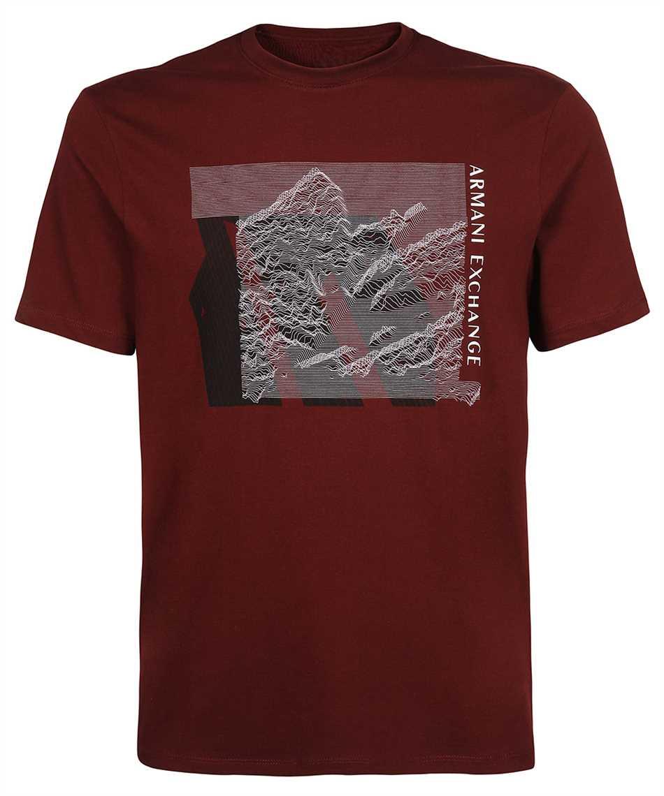 Armani Exchange 6KZTAC ZJV5Z GRAPHIC T-shirt 1