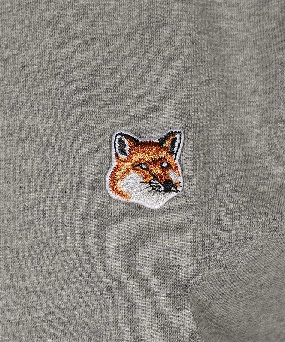 Maison Kitsune AW00103KJ0005 FOX HEAD PATCH CLASSIC T-shirt 3
