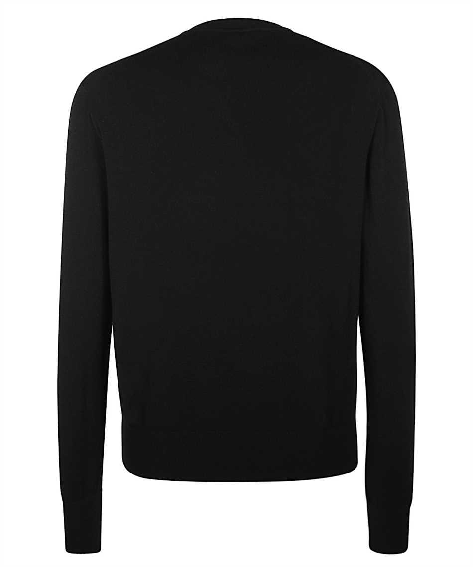 Versace Jeans Couture B5GZB802 50248 LOGO Strick 2