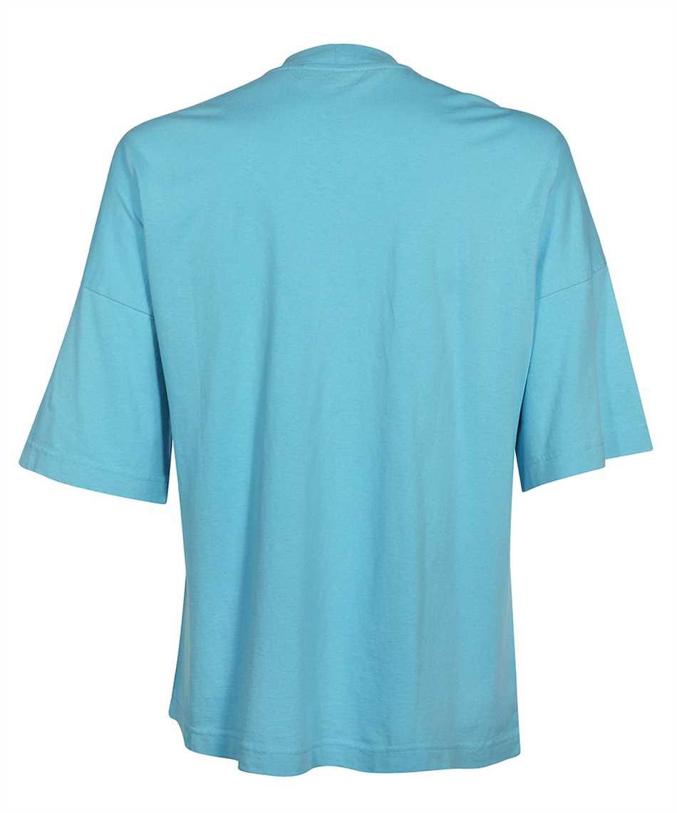 Palm Angels PMAA041F21JER001 ROCKSTAR LOOSE T-Shirt 2