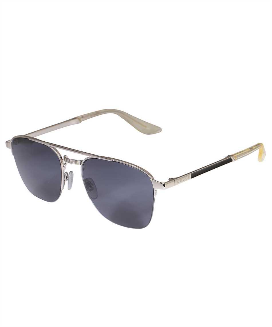 Gucci 663780 I3330 NAVIGATOR FRAME Sonnenbrille 2