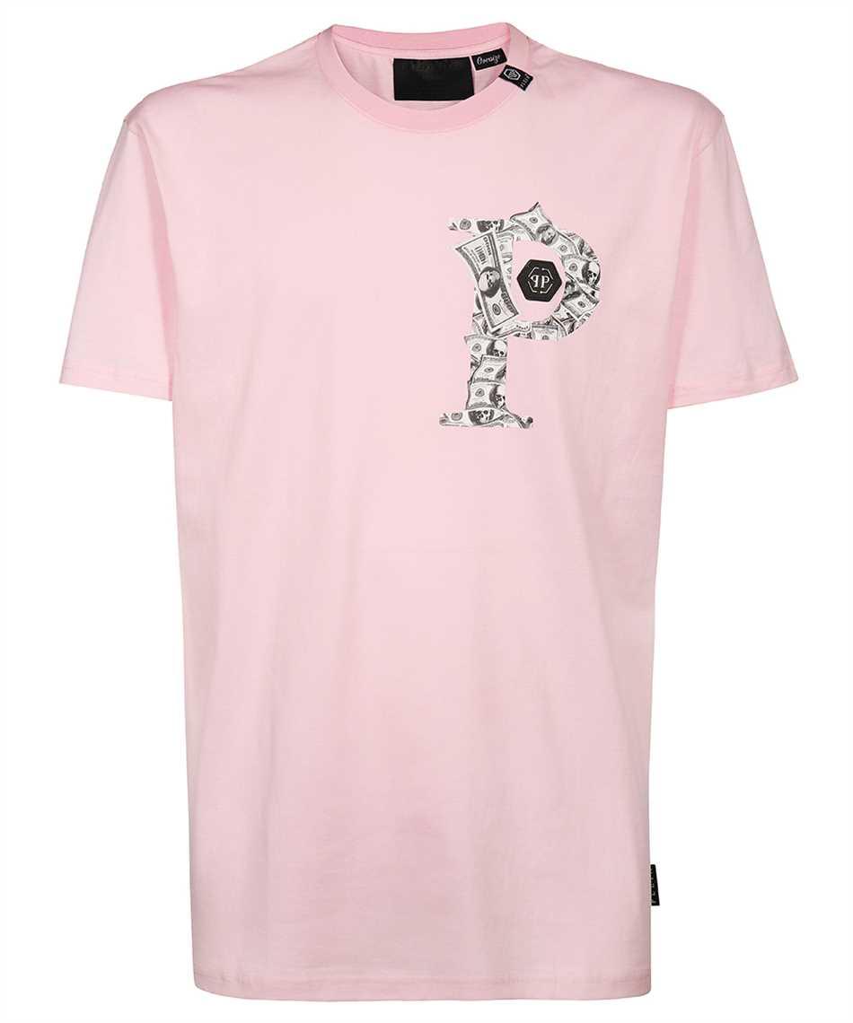 Philippe Plein FAAC MTK5237 PJY002N MONEY T-Shirt 1