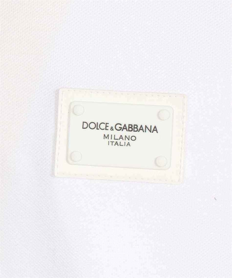 Dolce & Gabbana G8KK1T FU7EN LOGO PLAQUE Polo 3
