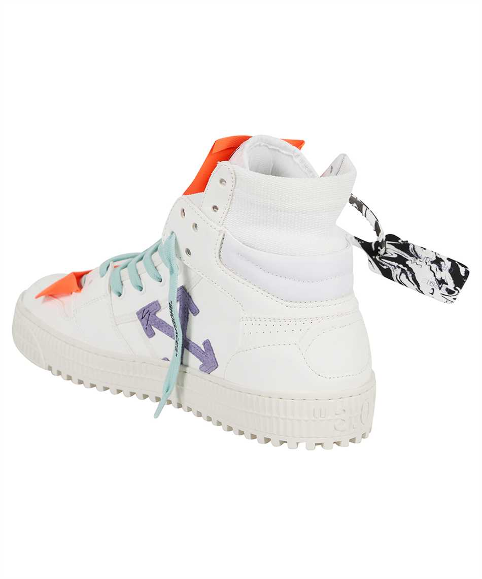 Off-White OMIA065R21LEA002 OFF-COURT 3.0 Sneakers 3