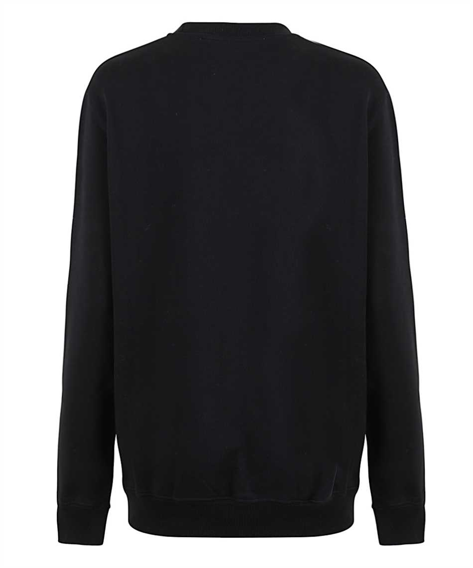 Off-White OWBA055F20JER009 BLUE VELVET Sweatshirt 2