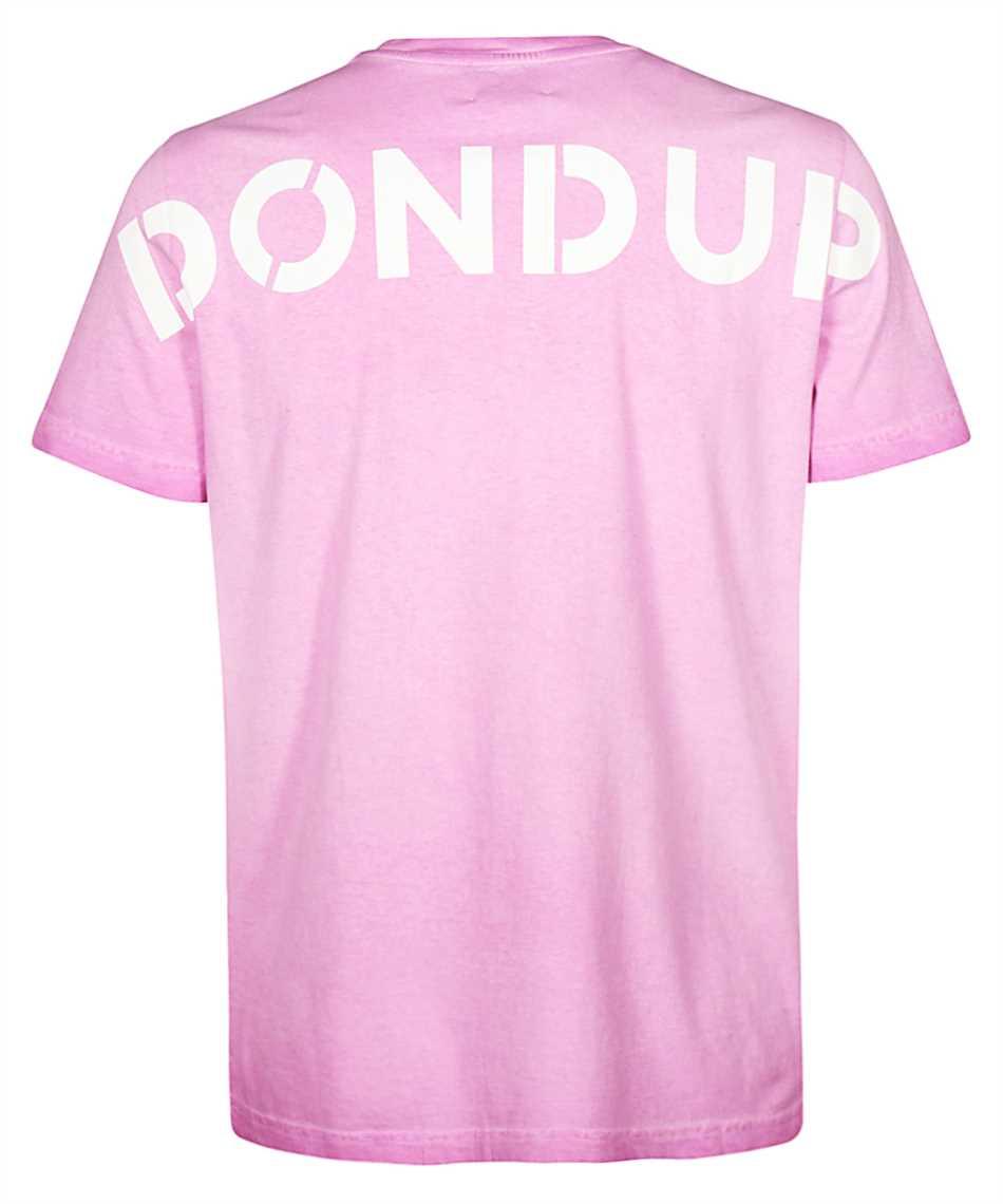 Don Dup US198 JF025U ZE6 LOGO T-shirt 2