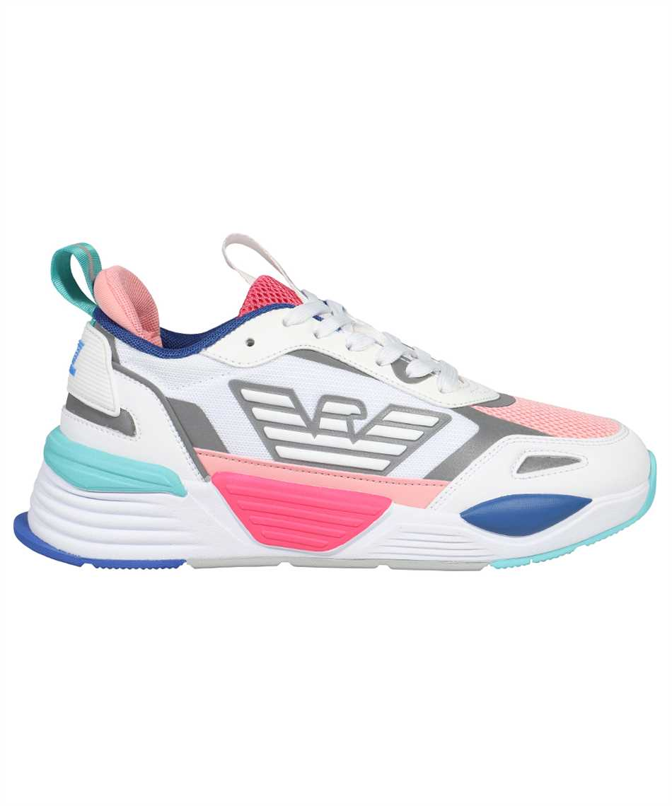 EA7 X8X070 XK165 UNISEX WOVEN Sneakers 1
