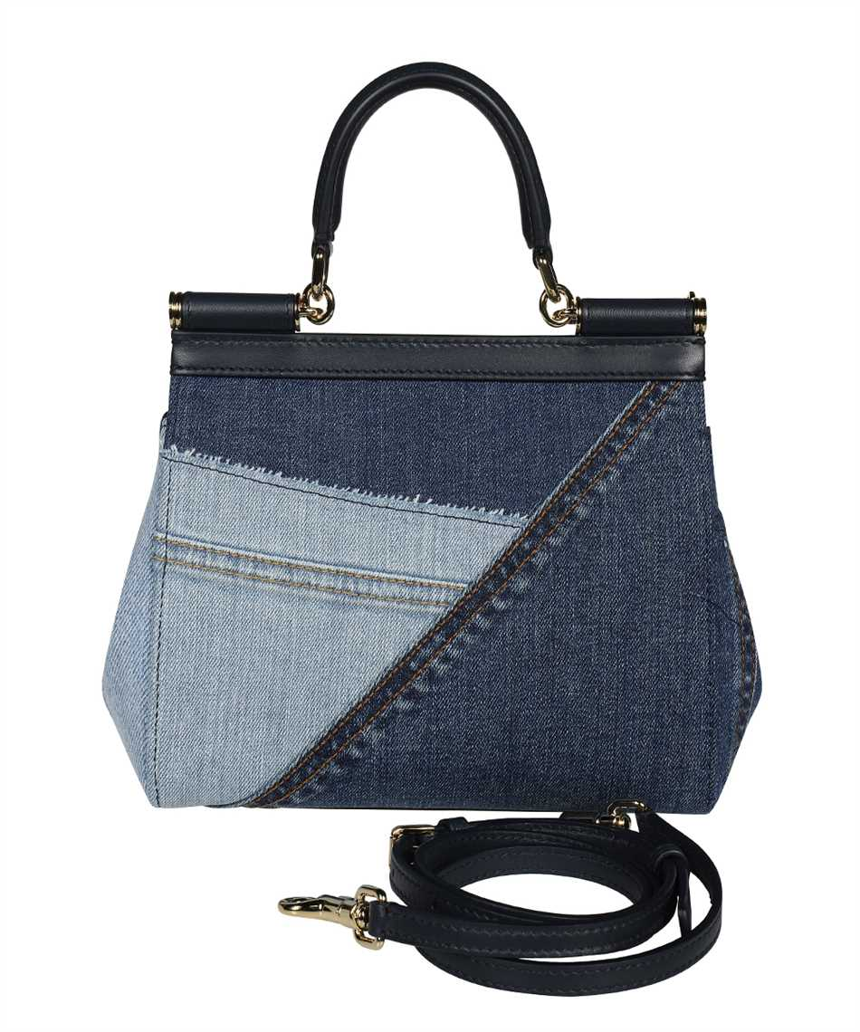 Dolce & Gabbana BB6003 AO621 SMALL SICILY Borsa 2