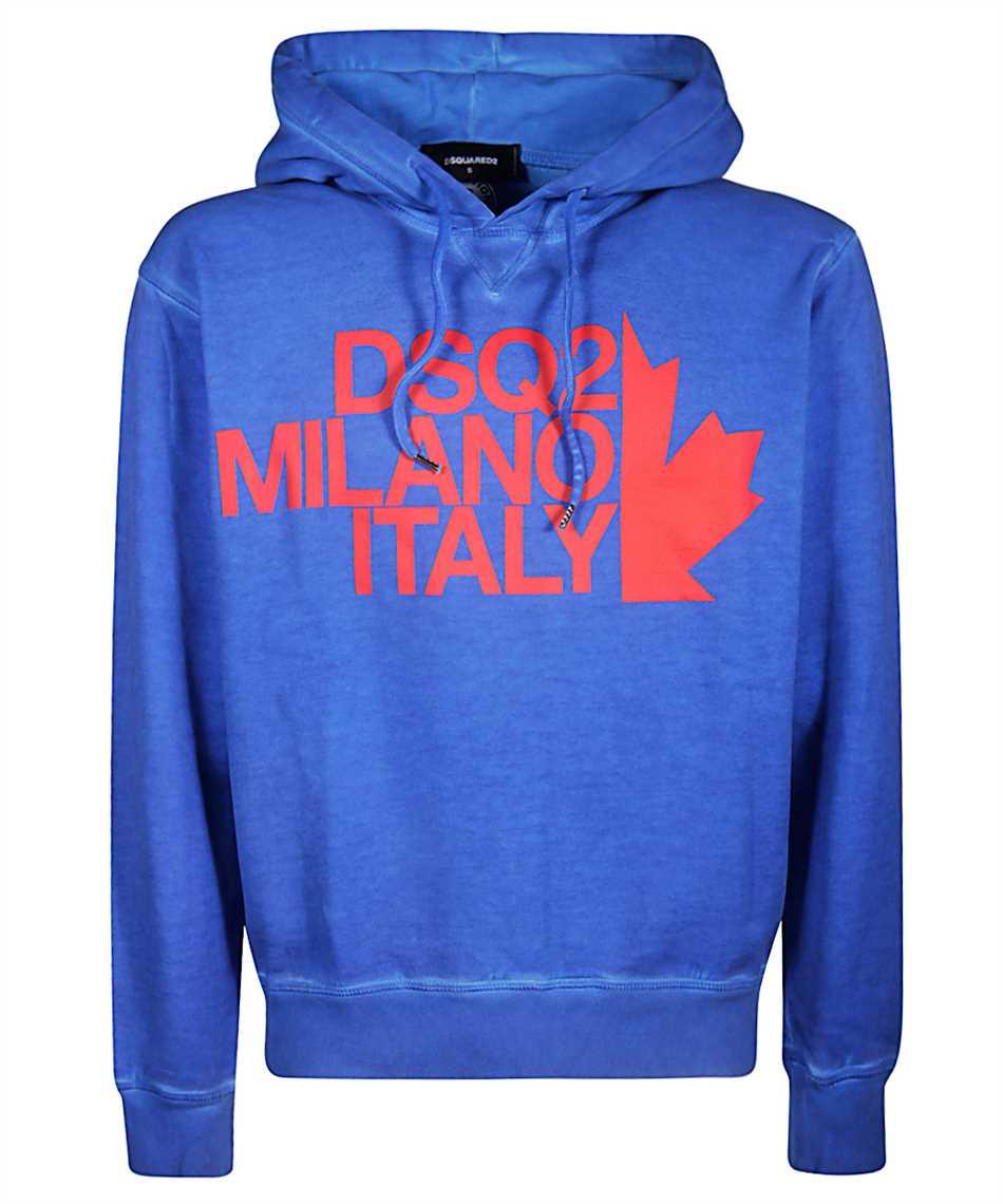 Dsquared2 S71GU0318 S25030 MILANO ITALY Felpa 1