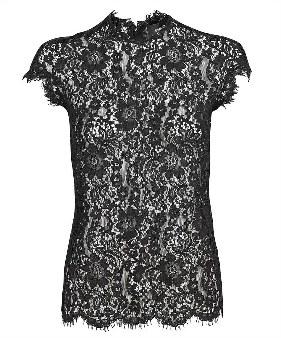 Dsquared2 S72NC0937 S52360 REBORDÉ LACE Top 1