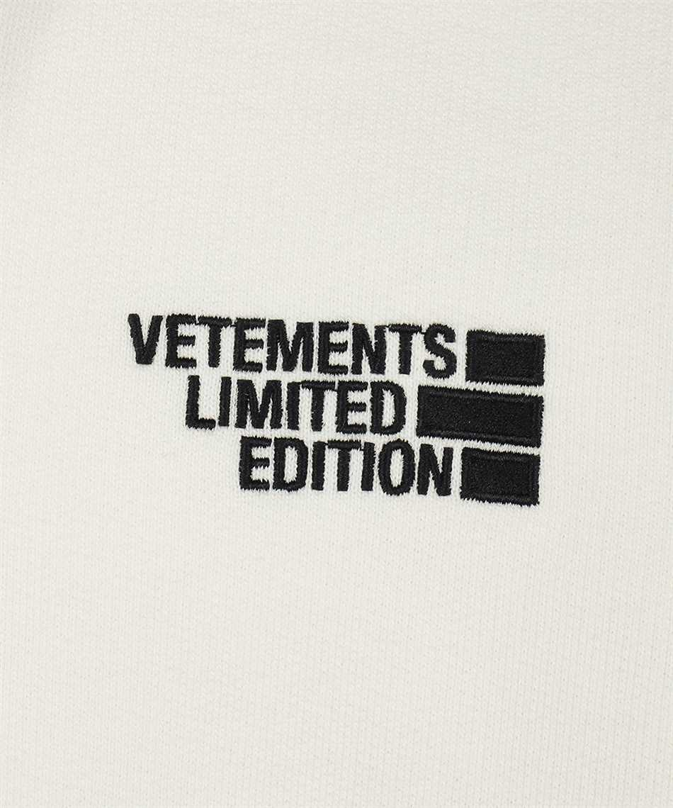 Vetements UE51TR730W LOGO LIMITED EDITION Felpa 3