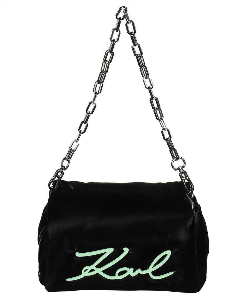 Karl Lagerfeld 216W3064 K/SIGNATURE SOFT SMALL SHOULDER Bag 1