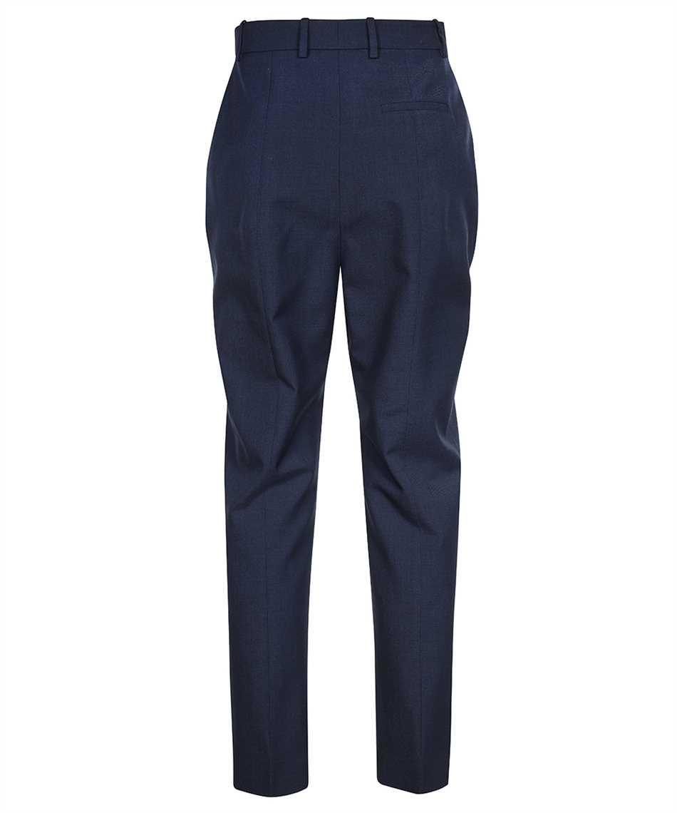 Alexander McQueen 585118 QJACA HIGH-WAISTED CIGARETTE Trousers 2