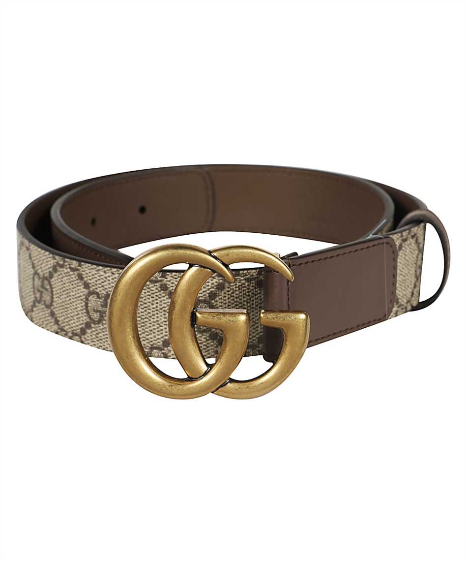 Gucci 625839 92TLT DOUBLE G Belt 2