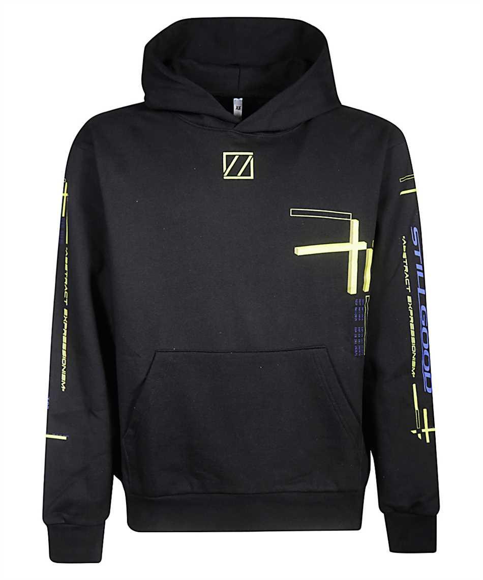 Still Good ABSTRACT MOVEMENT HOODIE Sweatshirt 1