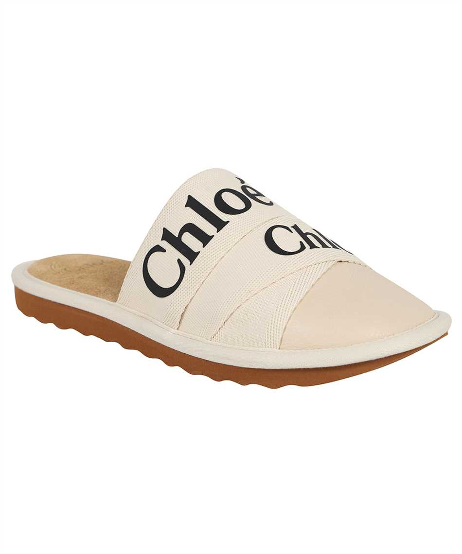 Chloé CHC21A489R4 WOODY MULE Slides 2