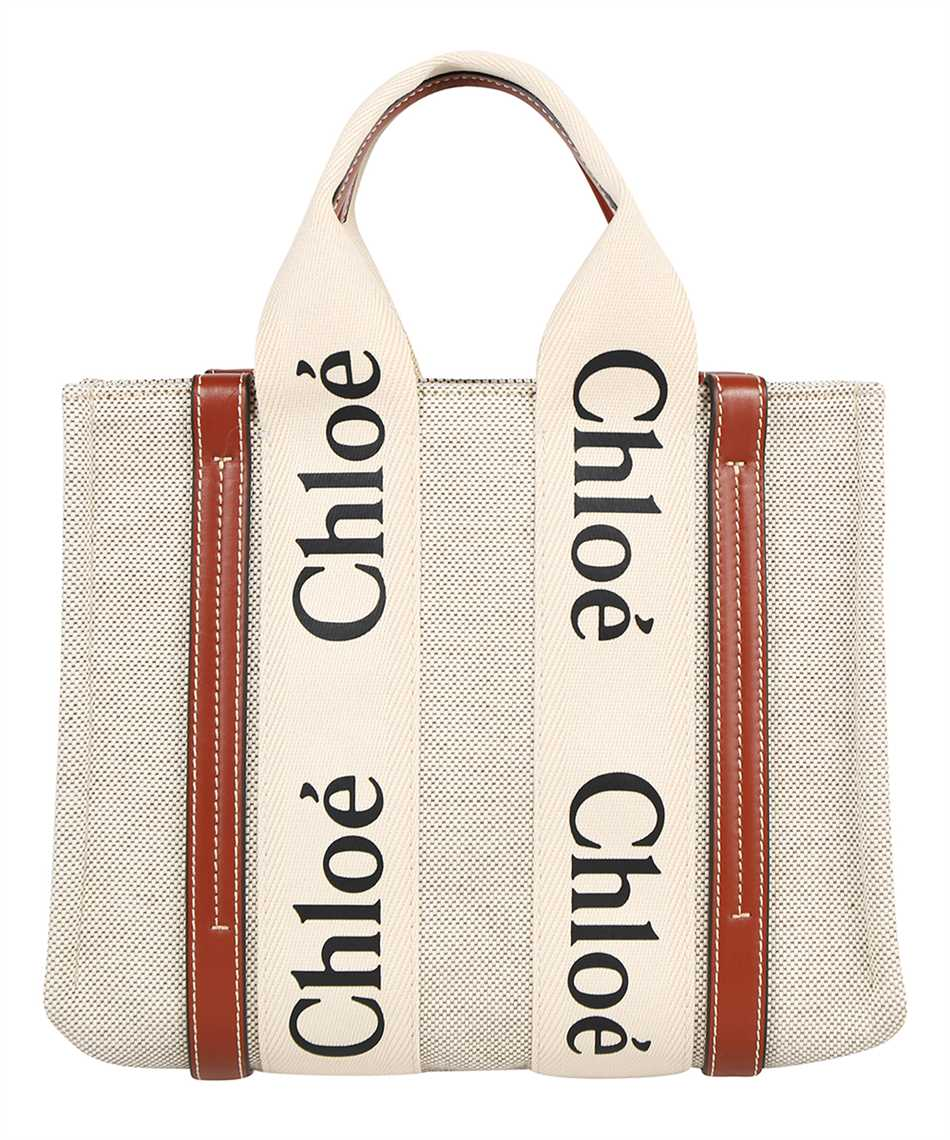 Chloé CHC21WS397E66 SMALL WOODY Borsa 1
