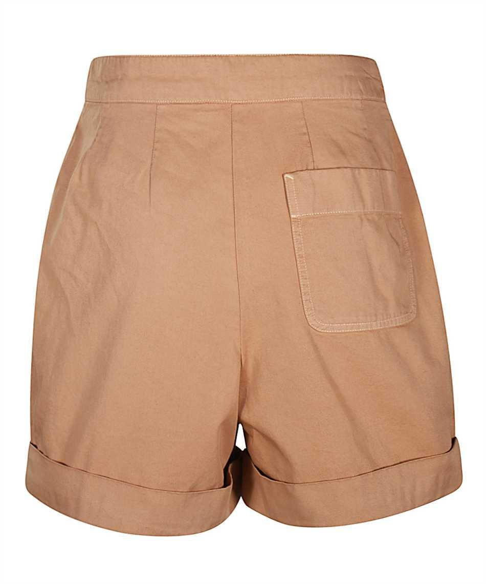 Acne FN-WN-SHOR000006 TWILL Shorts 2